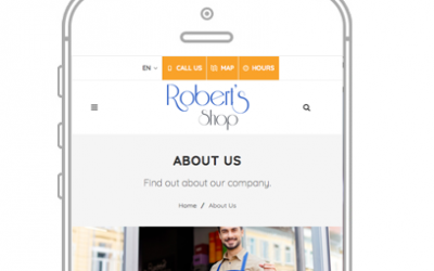 FREE – Shoptoit API: Mobile Location Landing Page